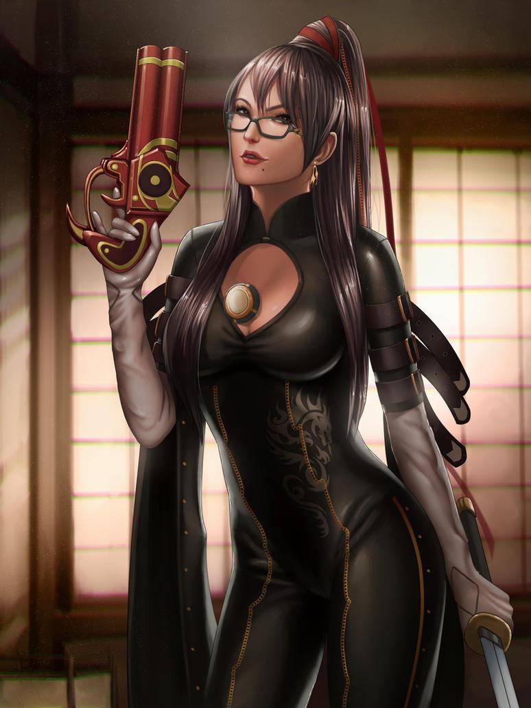 Bayonetta by Moonarc