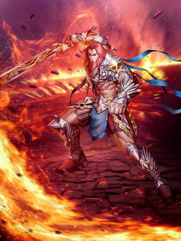 Magnos Warrior