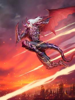 Naga Champion, Azranoth