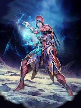 Braver of the elements, Kulit Batu