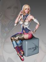 Ashe ( Final Fantasy XII) by Moonarc