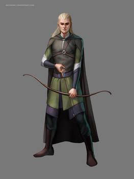 Legolas concept