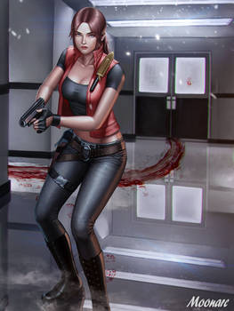 Claire Redfield Corridor