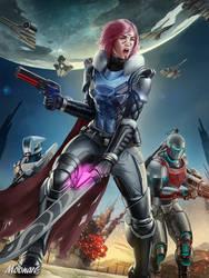 Destiny by Moonarc