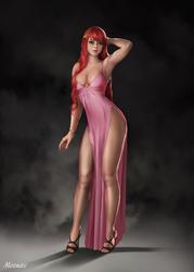 Pyrrha ver2 by Moonarc