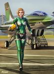 Lieutenant Claire Eddington, callsign Spade