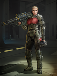 Halo Quest Character