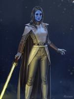 Isla Star Wars Universe