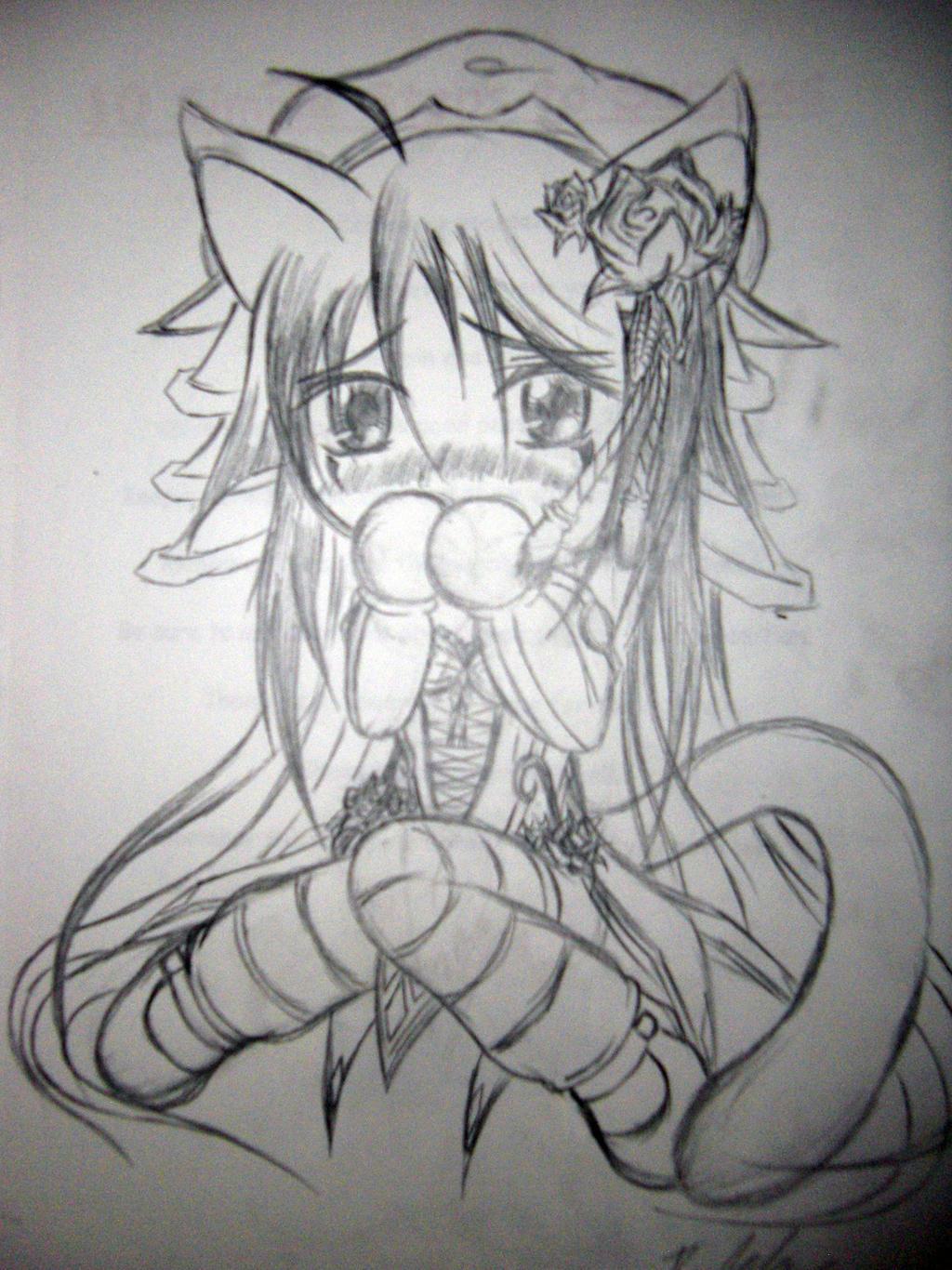 face Anime innocent