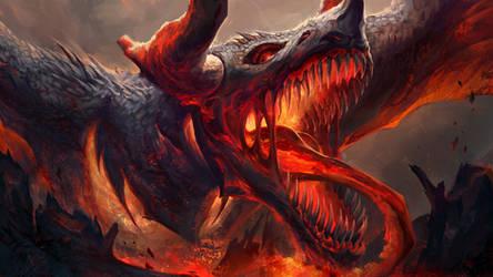 Cataclysmic Dragon