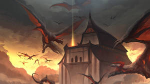 Zygan Empire Summit of the dragon lords