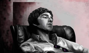 Noel Gallagher by Grunnet