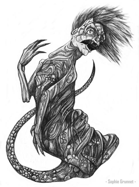 Snake Shapeshifter by Grunnet