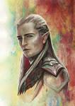 Prince of Mirkwood - Legolas Greenleaf