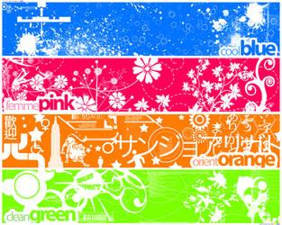 :: colors by technodium