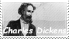 Charles Dickens Stamp by TheLadyRaincloud