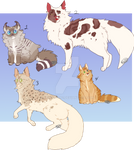 CLOSED - Fluffies Auction