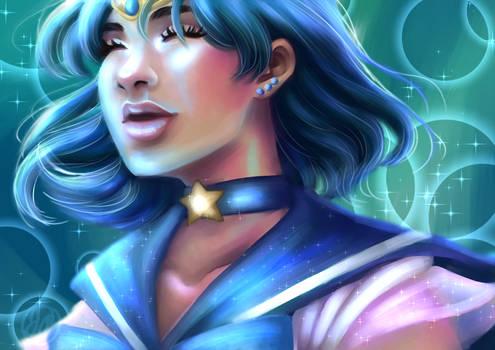 Sailor Mercury Redraw