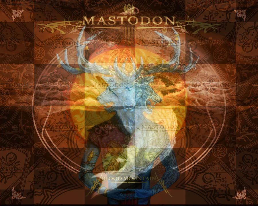 gallery for mastodon crack the skye wallpaper