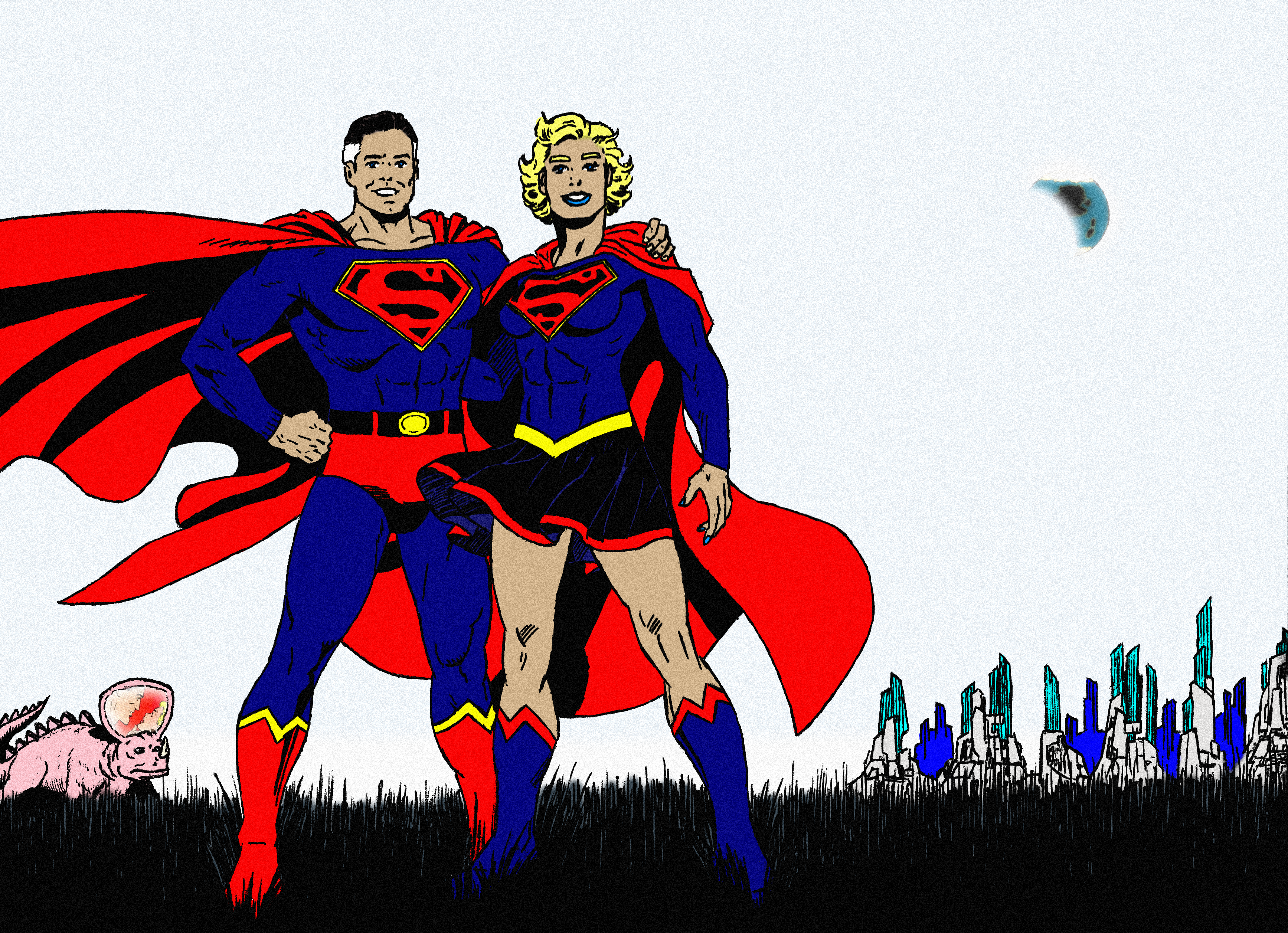 Last Son of Krypton, Last Daughter of Argo