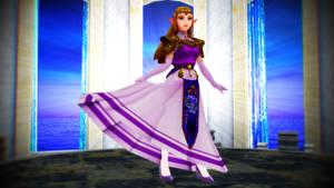 Gorgeous Zelda
