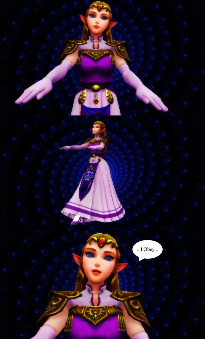 Zelda: Cool Hypnosis by Biliocho on DeviantArt