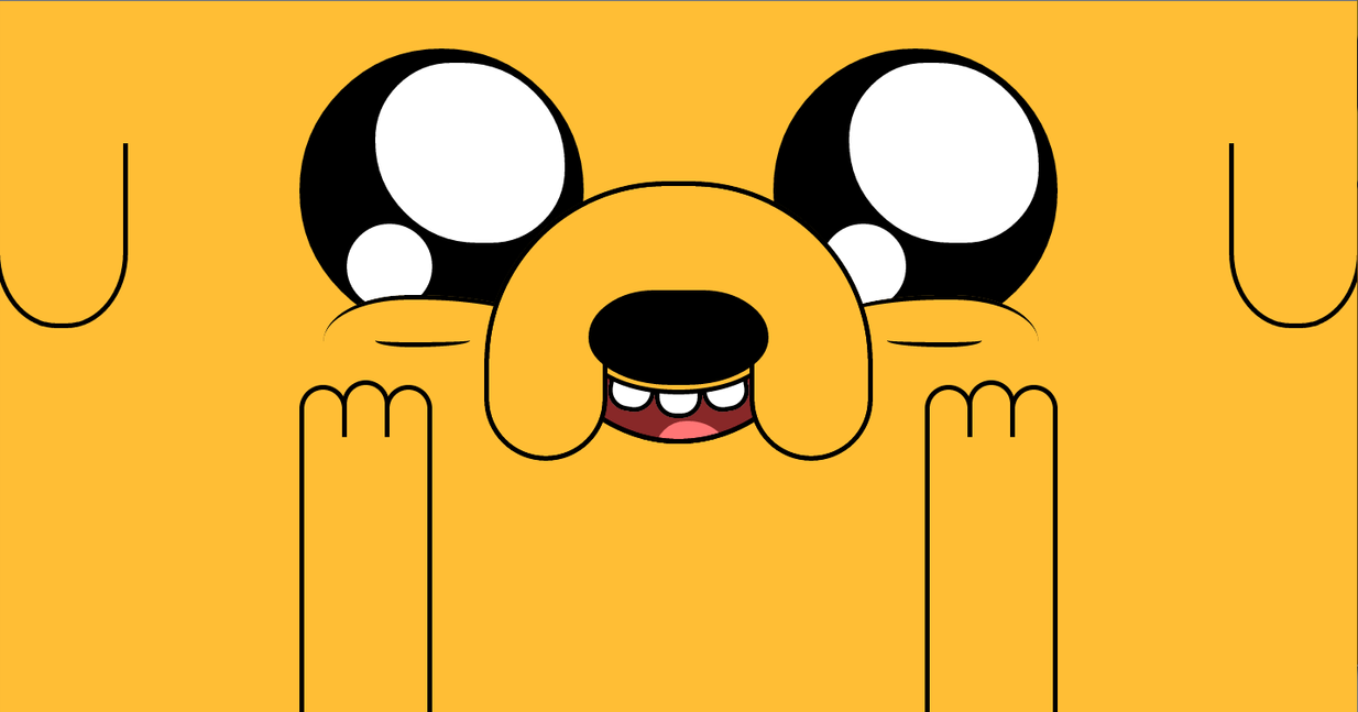 Jake the dog pure css adventure time wallpaper by sangreprimitiva thecheapjerseys Choice Image
