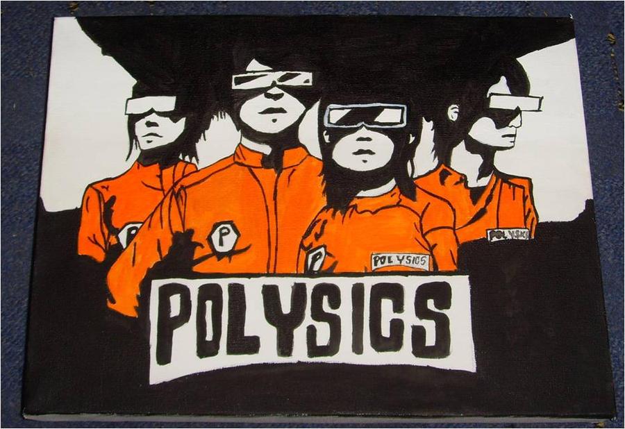 Polysics by eaglechild01