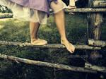 Feet forest