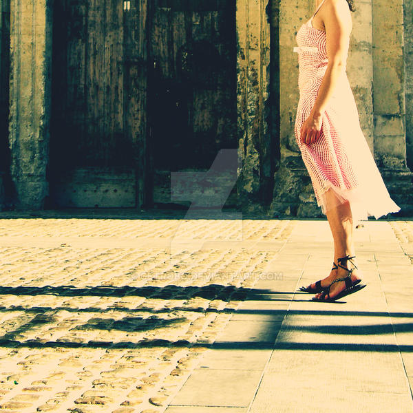 La robe rose by cetrobo