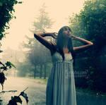 Under the rain by cetrobo