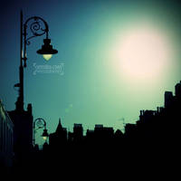LONDON LIGHT by cetrobo