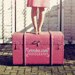 MY PINK SUITCASE