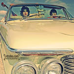 GIRLS ON THE ROAD by cetrobo