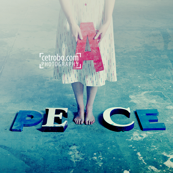 PEACE by cetrobo