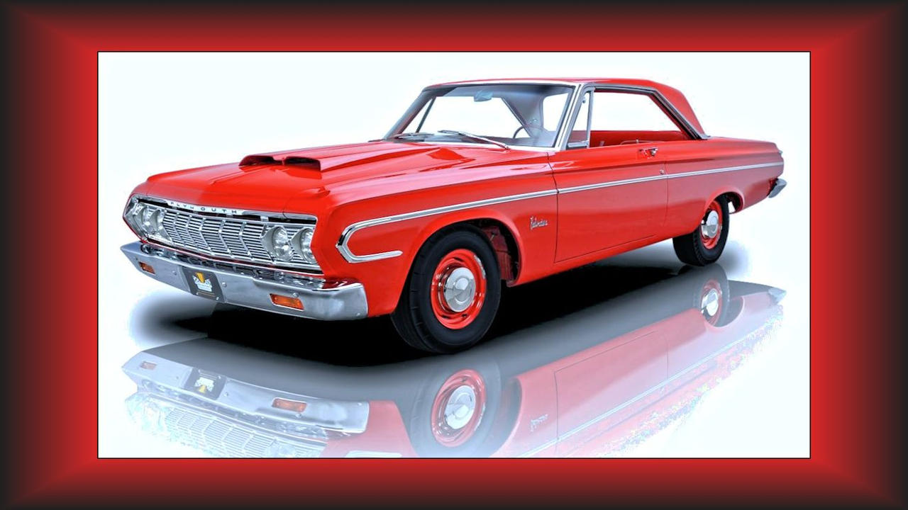 1964 Plymouth Belvedere by RHuggs