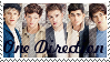 One Direction - Stamp by White-wolfeh