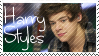 Harry Styles - Stamp by White-wolfeh