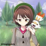 Pokemon Sword and Shield Fanart