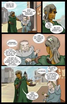 Delphina's Adventure: INTO THE SWIM pg.8
