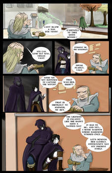 Delphina's Adventure: INTO THE SWIM pg.9