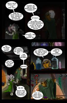 Delphina's Adventure: INTO THE SWIM - pg.11