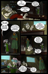 Delphina's Adventure: INTO THE SWIM pg. 12 by Thecheshirebat