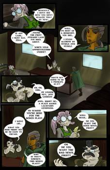 Delphina's Adventure: INTO THE SWIM - pg.13