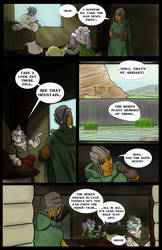 Delphina's Adventure: INTO THE SWIM - pg.14 by Thecheshirebat