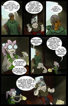 Delphina's Adventure: INTO THE SWIM pg.15