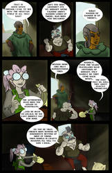 Delphina's Adventure: INTO THE SWIM pg.15 by Thecheshirebat