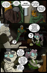 Delphina's Adventure: INTO THE SWIM - pg.18 by Thecheshirebat