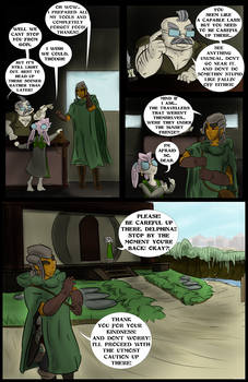 Delphina's Adventure: INTO THE SWIM - pg.19