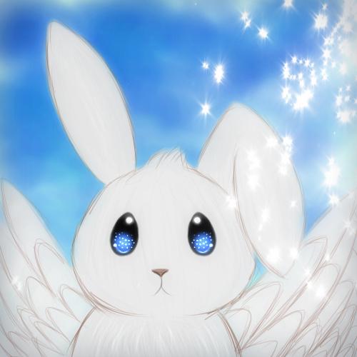 Angel Bunny by deviruchii